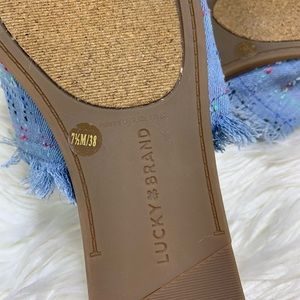 Lucky Brand Shoes - NEW Lucky Brand LK-Bapsee Mule Size 7.5